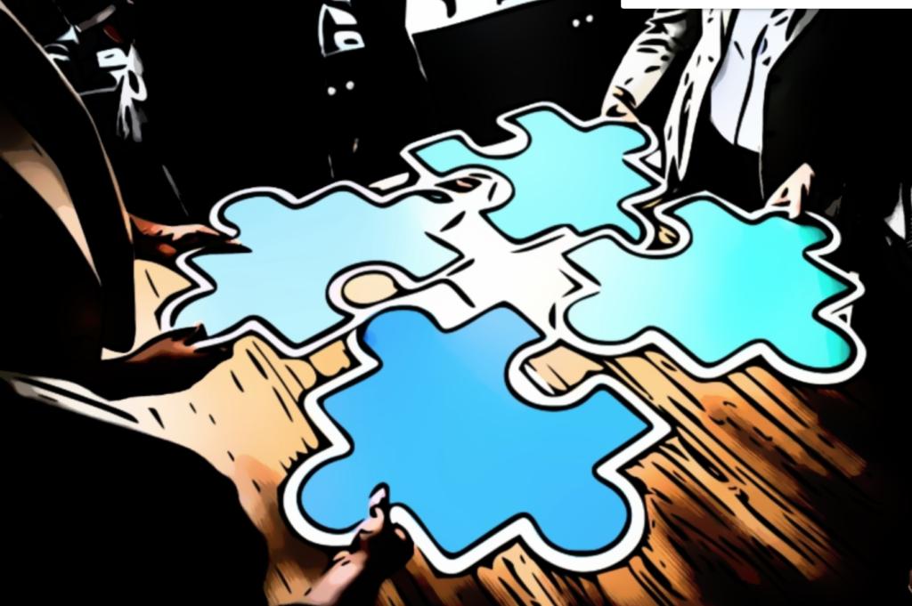 puzzle cartoons